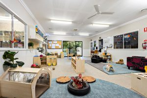 inside view image of nido child care centre castlemaine