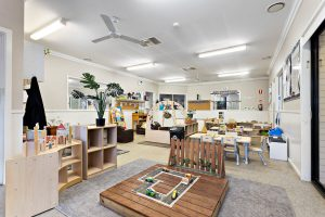 playing area image of nido child care centre castlemaine