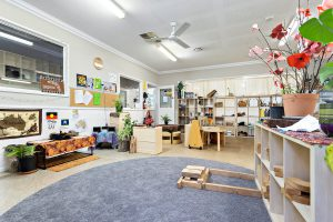 kids playing room image of nido child care centre castlemaine