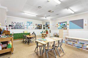 interior image of nido child care centre castlemaine