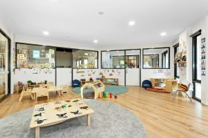 activity area for kids of nido child care centre in werribee