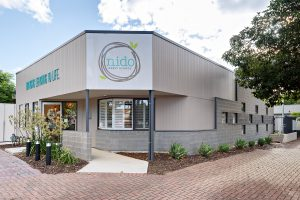 main entrance view image of nido child care centre at kensington park