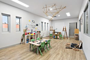 activity room image of nido child care centre at blakeview