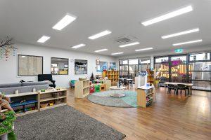 children playing area image of nido child care centre in truganina