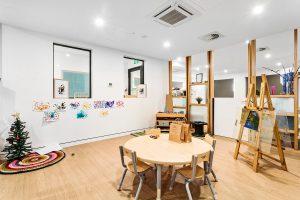 inside view image of nido child care centre franklin