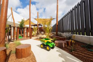 outside view image of nido child care centre kingsway