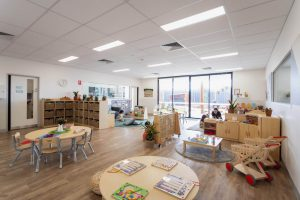 kids playing room image of nido child care centre kingsway