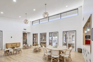 interior image of nido child care centre at elizabeth vale