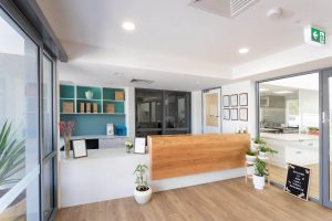 inside view of nido child care centre at Bassendean