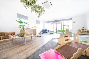 activity room image of nido child care centre at byford