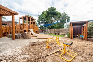 activity area for kids of nido child care centre at montrose