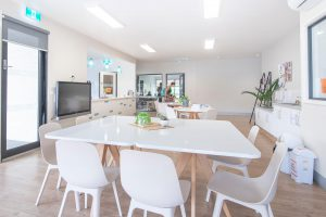 eating table for kids image of nido child care centre at donvale