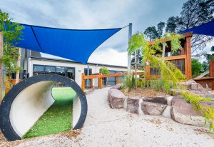 open sky view image of nido child care centre at donvale