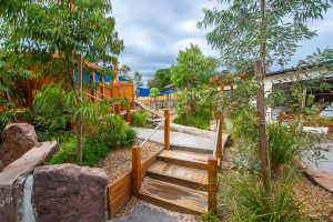 outside image view of nido child care centre at donvale