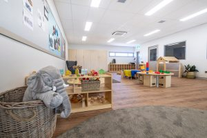 kids playing room image of nido child care centre at belmont