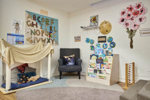 kids playing room image of nIdo child care centre at glenroy