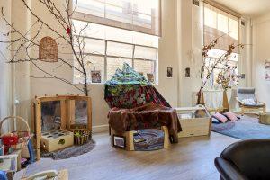 activity room for kids of nido child care centre in prahran