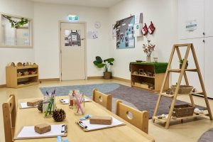 kids playing area image of nido child care centre at dandenong south