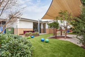 outside view image of nido child care centre at lara