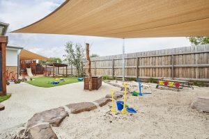 activity room for kids of nido child care centre at lara