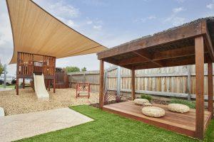 playground image for kids of nido child care centre at lara