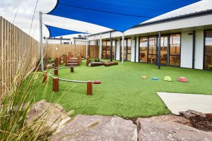 beautiful open sky view image from nido child care centre in ocean grove