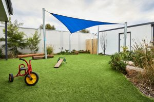 beautiful outside open sky view image of nido child care centre in ocean grove