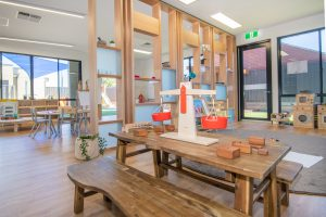 childen activity room image of nido child care centre fulham