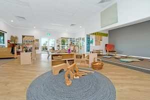 activity room for kids of nido child care centre in yanchep