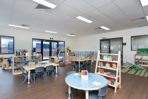 kids activity room of nido child care centre at maitland