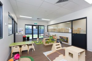 children activity room of nido child care centre at maitland