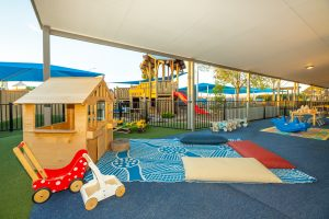 beautiful open sky view image from nido child care centre at golden grove