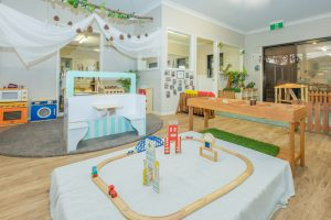 interior view of nido child care centre at golden grove