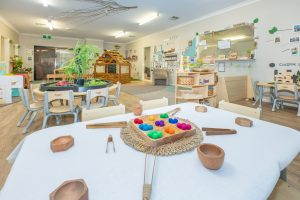 children playing area image of nido child care centre at golden grove