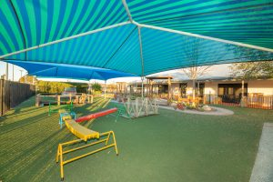 open sky view image from nido child care centre at golden grove
