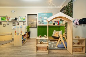 activity area for kids of nido child care centre at golden grove