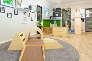 kids playing area image of nido child care centre at golden grove