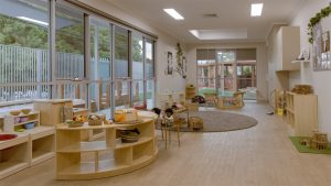activity area for kids of niido child care centre greenwood