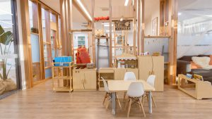 activity area for kids of nIdo child care centre hammond park