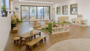children sitting area image of nido child care centre at lakelands
