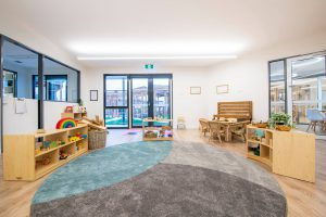inside view of nido early school at airport west centre