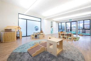 inside view of nido airport west child care centre