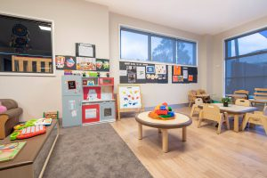 playing area view of nido child care centre at altona meadows