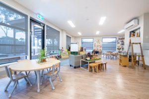 inside view of nido child care centre at altona meadows