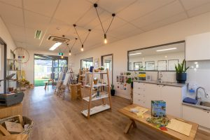 learning area view of nido child care centre at baldivis east