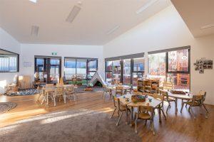 interior view image of nido child care centre at craigie