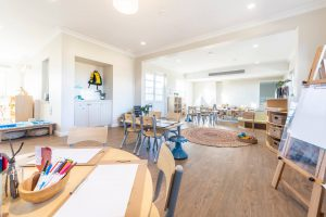 children play room image of nido child care centre at moonee valley