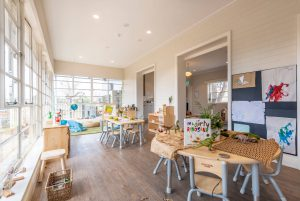kids activity room image of nido child care centre at moonee valley
