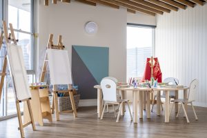 kids activity area of nido child care centre in noarlunga downs