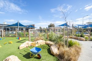 outside image view from nido child care centre in noarlunga downs